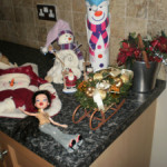 Christmas decorations – spot the odd one out!