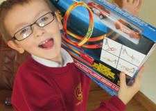Where do you shop for children's toys at Christmas?