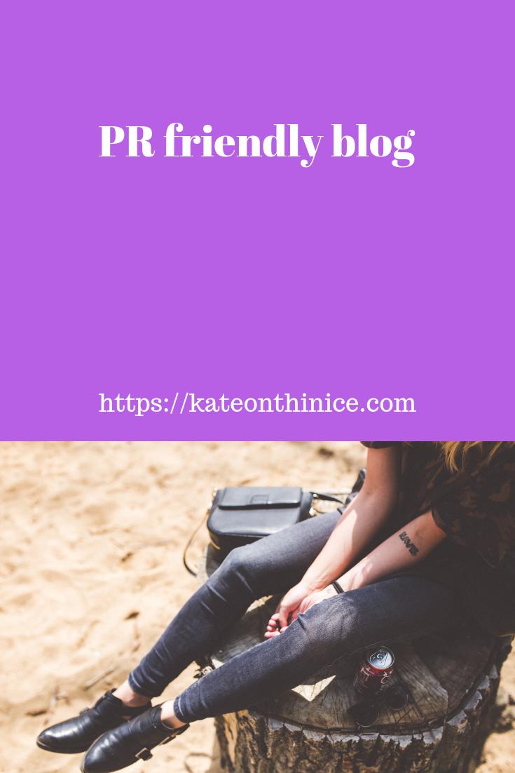 PR Friendly Blog