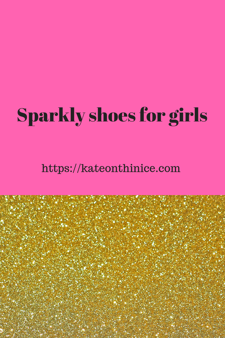 Sparkly Shoes For Girls