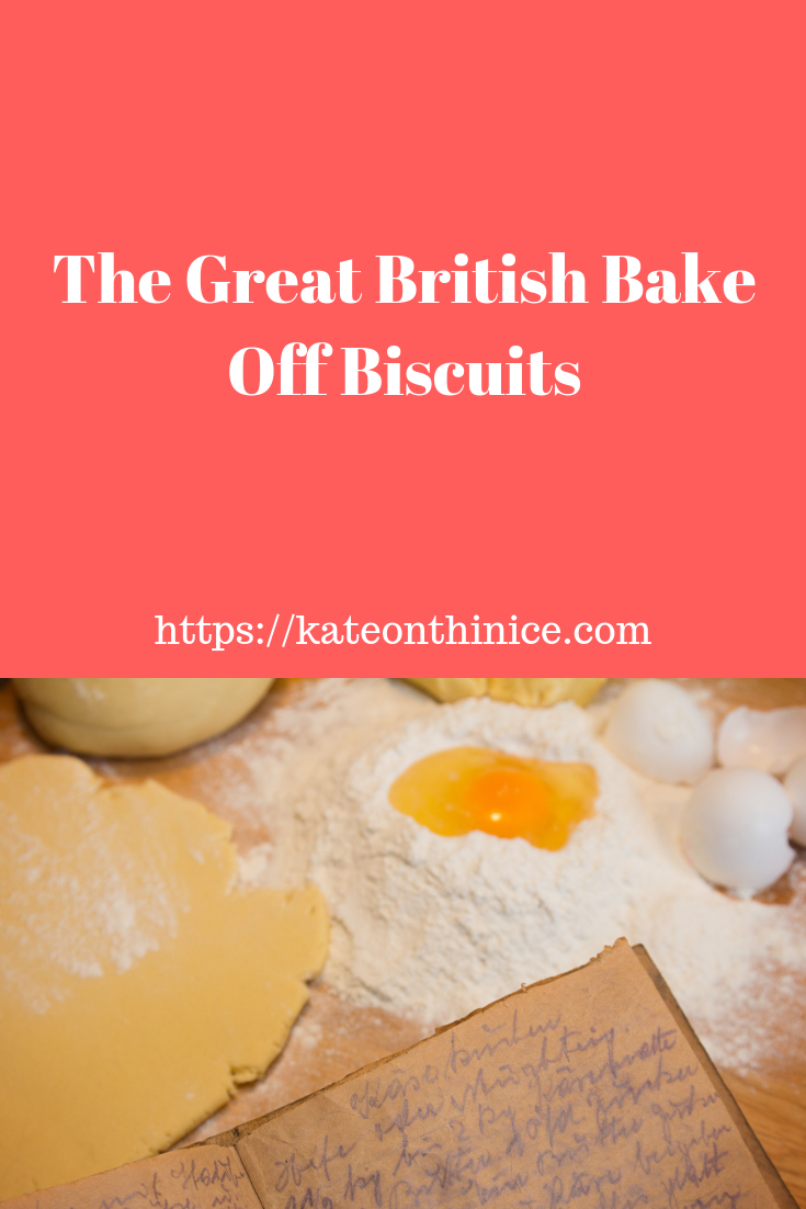 The Great British Bake Off Biscuits