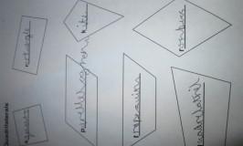 Home education – quadrilaterals