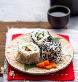 sushi for vegetarians