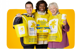 Marie Curie's Daffodil Campaign