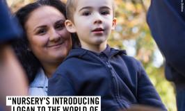 Nursery education campaign
