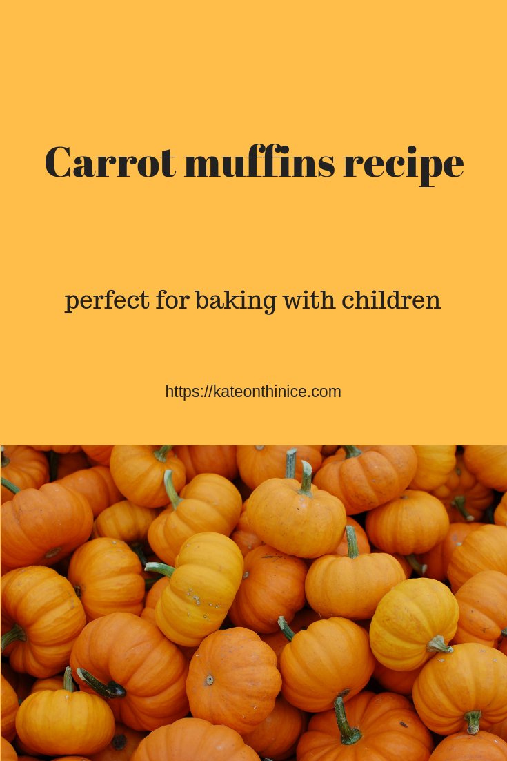 Carrots Muffin Recipe