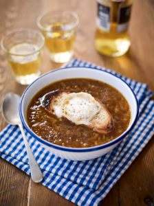Shallot Soup Recipe