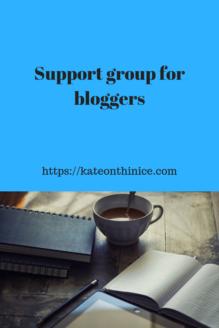 Support Group For Bloggers