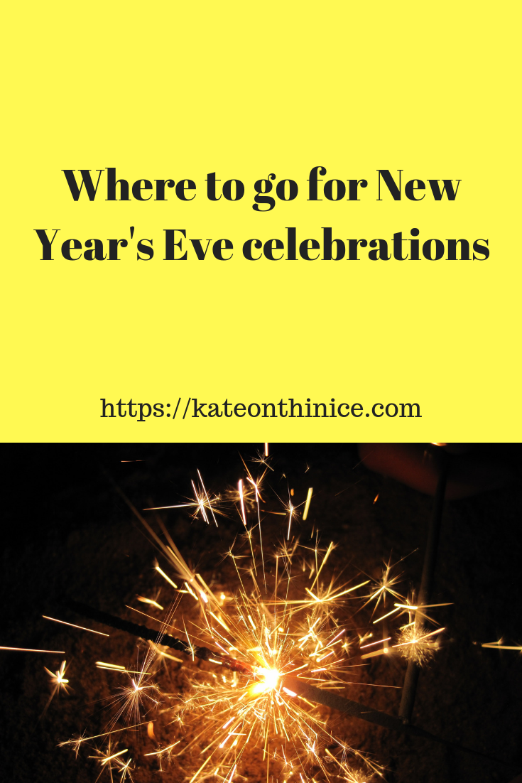 Where To Go For New Year's Eve Celebrations
