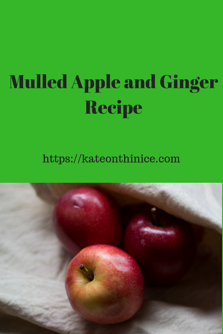 Mulled Apple And Gin Recipe