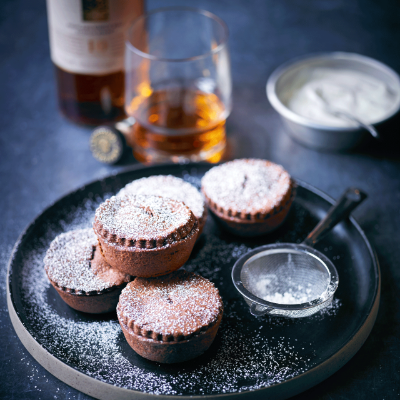 Chocolate Mince Pie