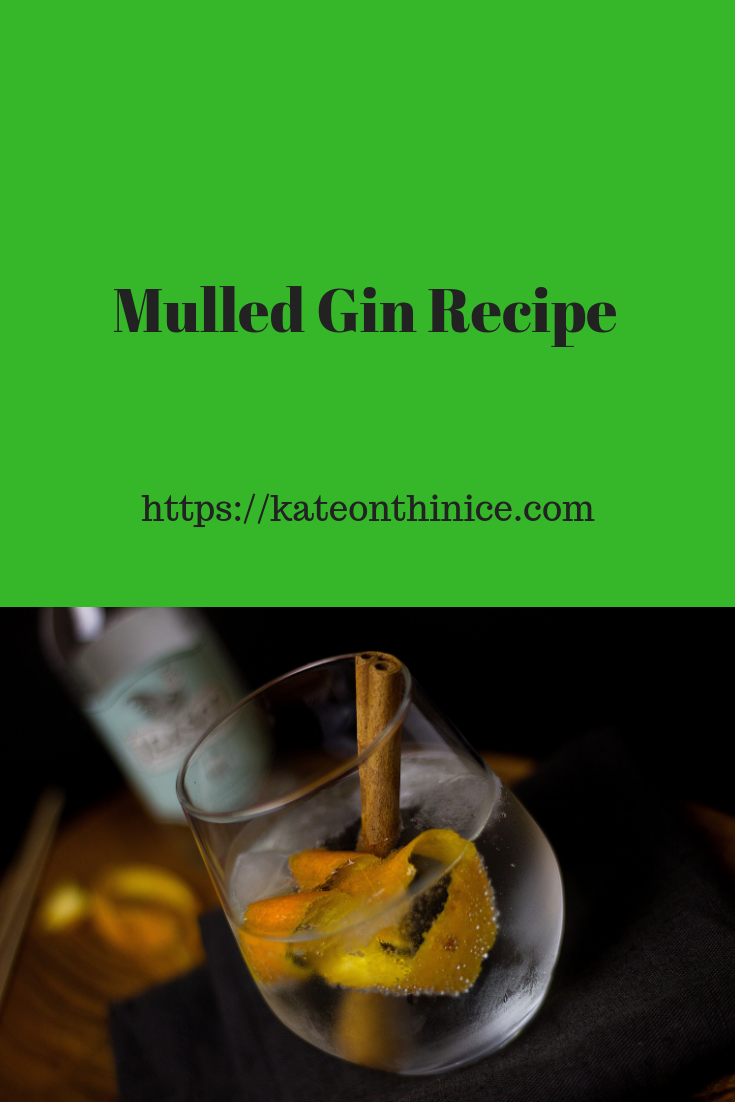 Mulled Gin Recipe