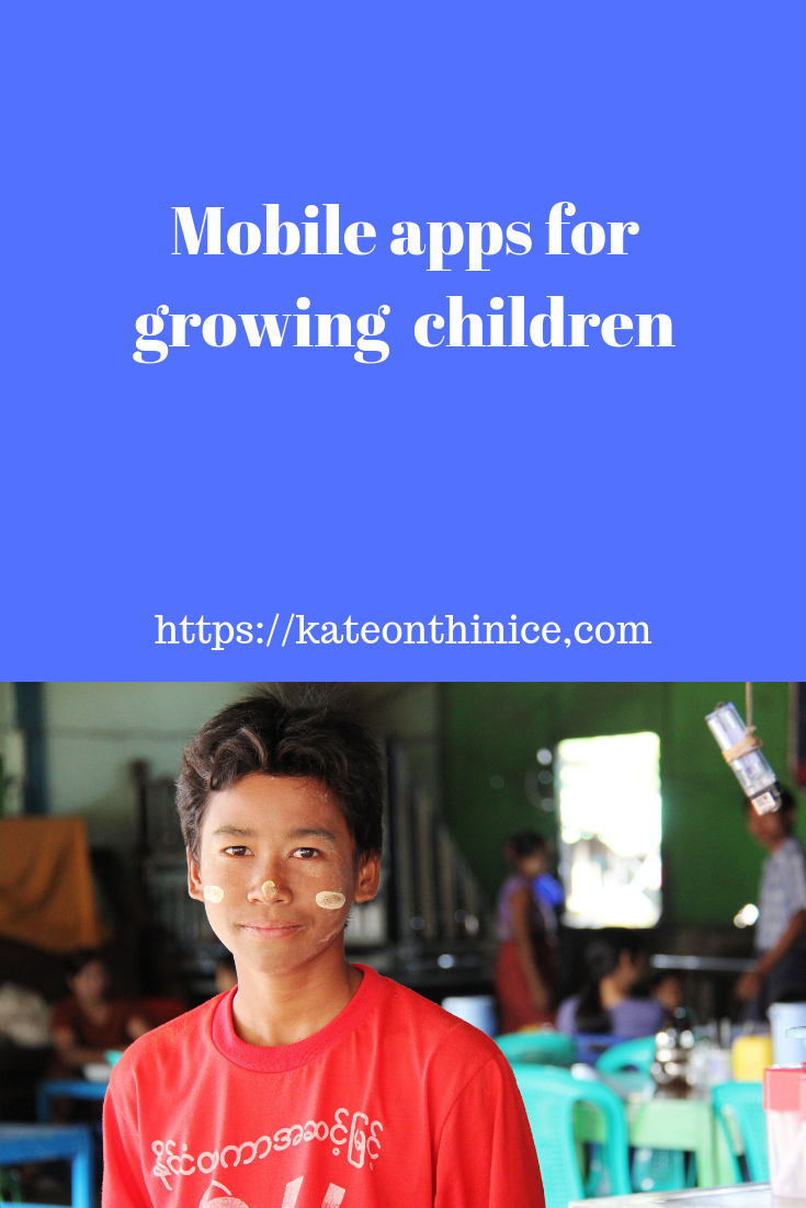Mobile Apps For Growing Children