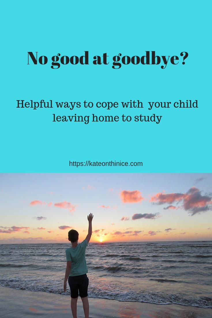 No Good At Goodbye