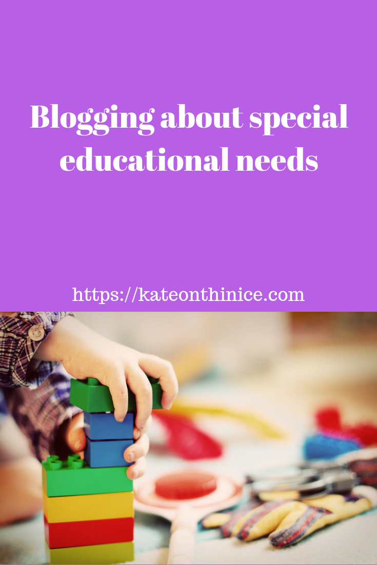 Blogging About Special Educational Needs