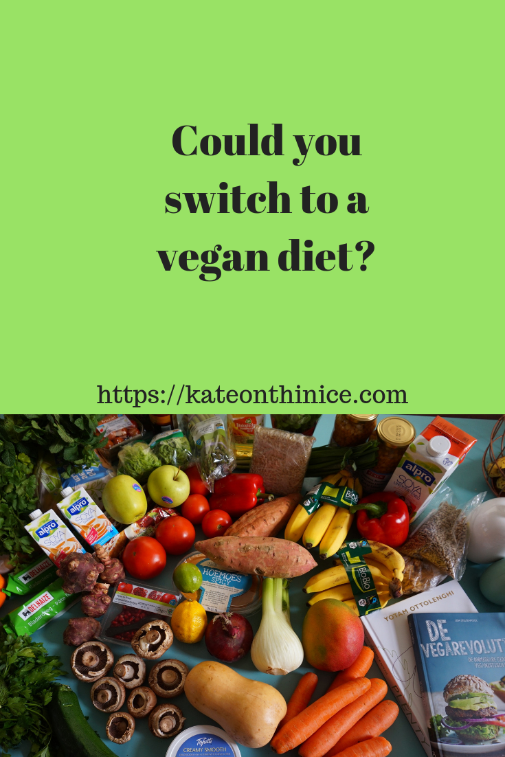 Could You Switch To A Vegan Diet