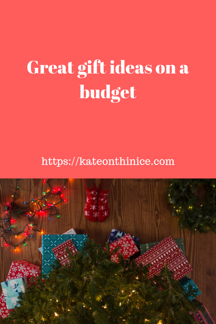 Great Gift Ideas On A Budget