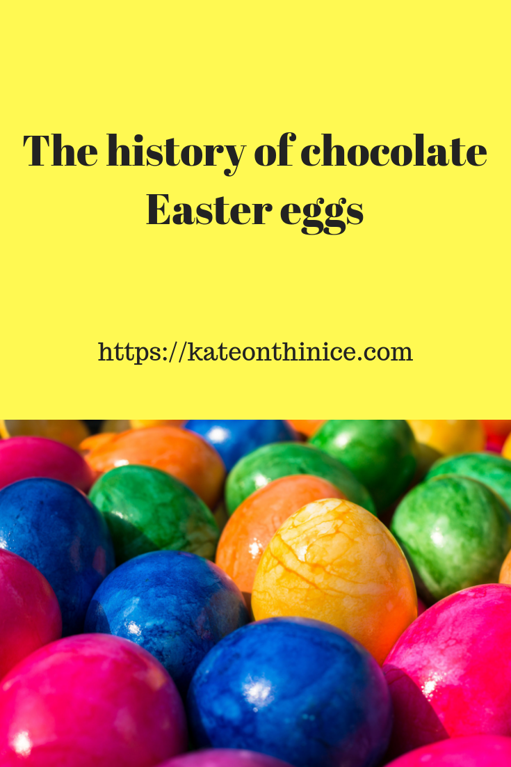 The History of Chocolate Easter Eggs