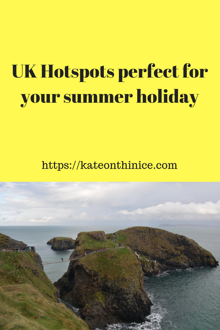 UK Hotspots For Your Perfect Summer Holiday