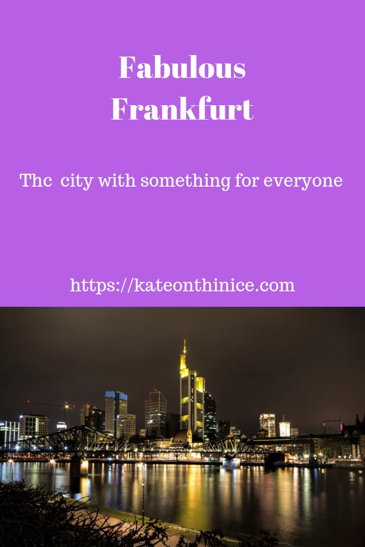 Fabulous Frankfurt