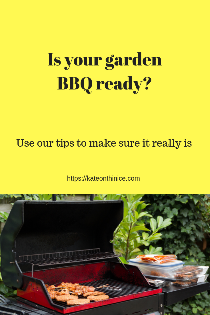 Is Your Garden BBQ ready?