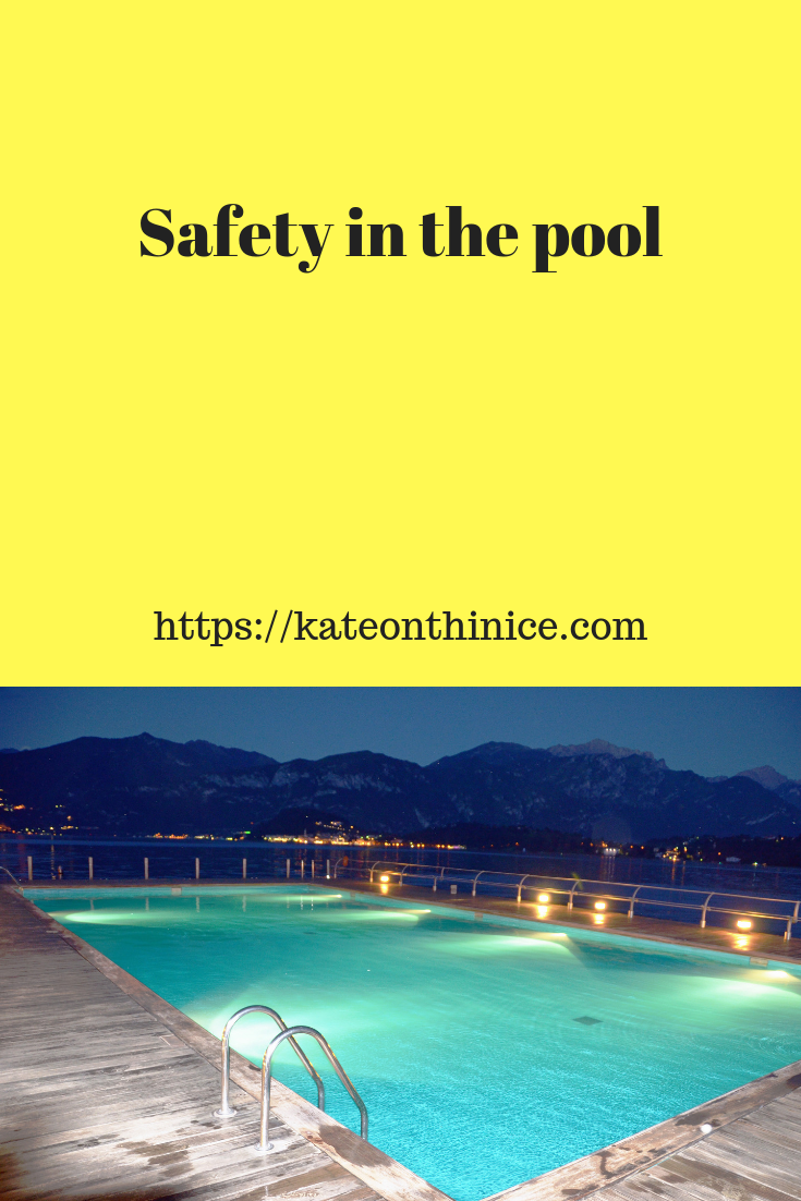 Safety In The Pool