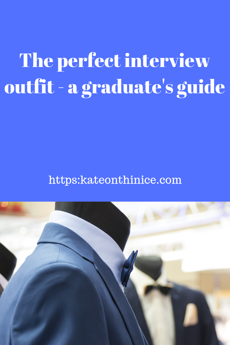 The Perfect Interview Outfit