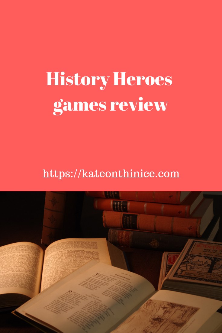 History Heroes Games Review