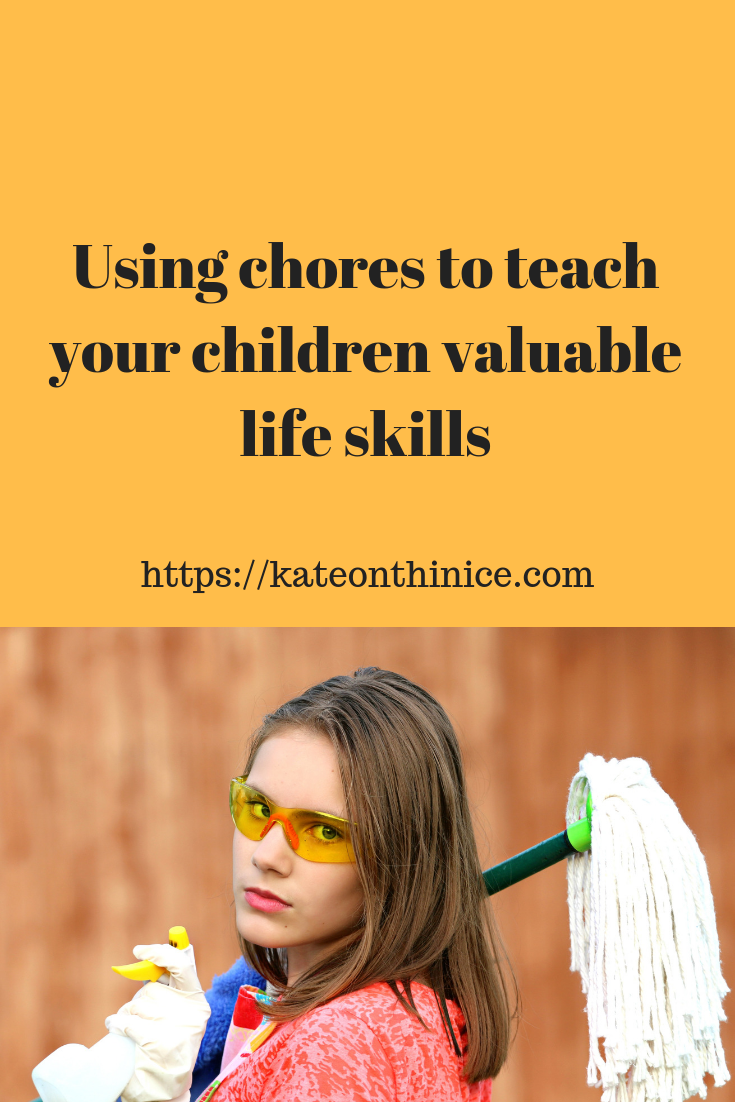 Using Chores To Teach Your Children Valuable Life Skills